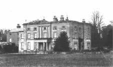 Appleby Parva hall