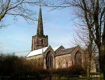 St Michael & All Saints Church